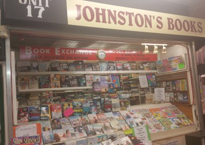 Johnston's Books