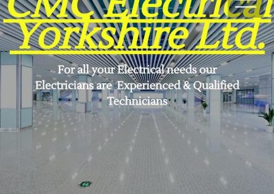 CMC Electrical Yorkshire Ltd