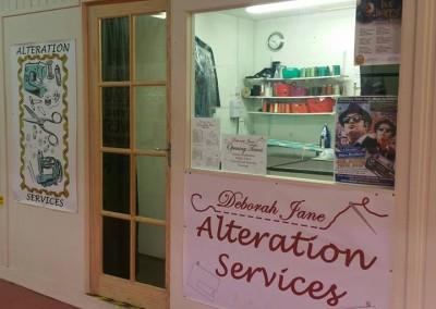 Deborah Jane Morley Market Alterations