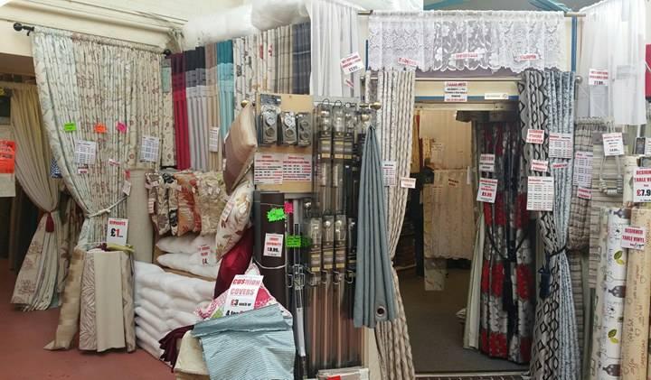 Barkers Curtain Corner